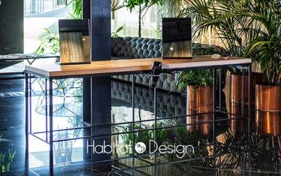 Tendenze per l'arredamento per parrucchieri e l'Interior Design 2020
